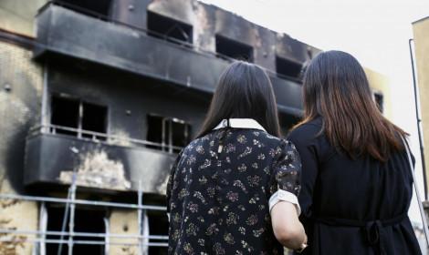 Số người tử vong trong vụ hỏa hoạn tại KyoAni đã tăng lên 35 người!