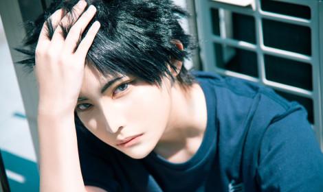 """""""Rụng trứng"""" với bộ ảnh cosplay nam nhân Keiji Akaashi trong Haikyuu!"""