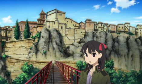Anime và đời thực [Phần 28] - Truy lùng thánh địa đến tận Tây Ban Nha!