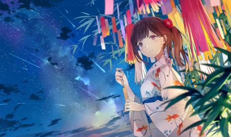 Lễ hội thất tịch và truyền thuyết tanabata ở Nhật Bản
