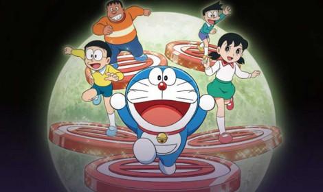 Movie thứ 39 của Doraemon đã chính thức phát hành trên VuiGhe.Net