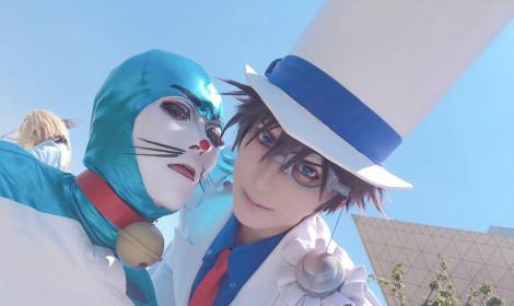 """""""Sặc sụa"""" với bộ ảnh cosplay tại sự kiện manga lớn nhất thế giới, Comiket ngày thứ nhất!"""