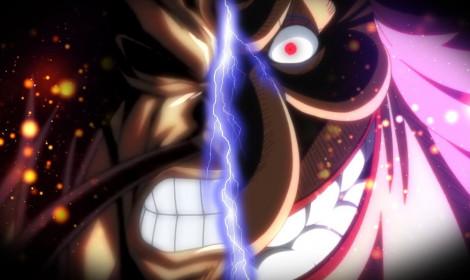 [Spoiler] One Piece chương 952 - Kaido và Big Mom tiếp tục đương đầu