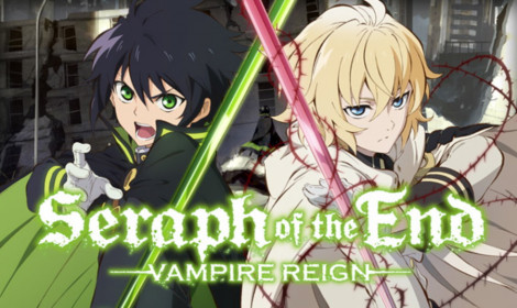 Manga Seraph of the End đã chính thức cán mốc 10 triệu bản in!