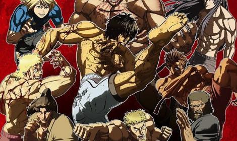 """Kengan Ashura - 31 tháng 10 """"Đấu Sĩ Địa Ngục"""" sẽ quay trở lại với season 2!"""