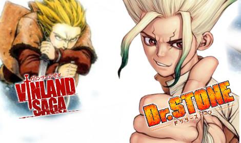 Top 10 anime mùa Hè 2019 tuần 5! - Dr. Stone hay Vinland Saga là người dẫn đầu?