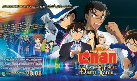 Conan movie 23 sẽ có thêm phiên bản lồng tiếng Việt tại Việt Nam!