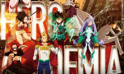 """Boku no Hero Academia công bố visual báo hiệu mùa 4 cực kỳ """"rực lửa""""!"""