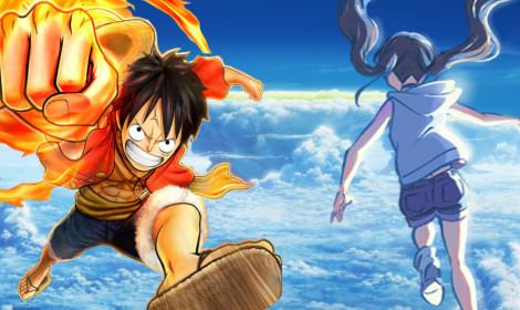 Tenki no Ko vươn lên #1 phòng vé Nhật Bản, One Piece Stampede đã có thêm địch thủ mới!?
