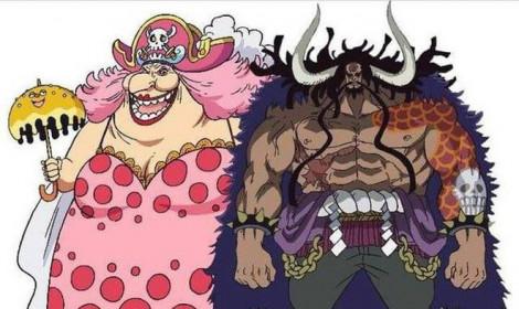 [Spoiler] One Piece Chương 954 - Rồng Mọc Thêm Cánh