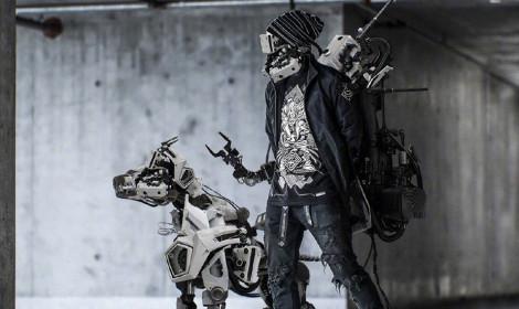 [Artwork] Trong tương lai, robot sẽ giống hệt như con người?