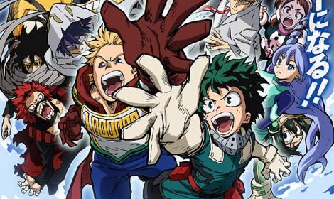 """Boku no Hero Academia công bố 3 anh hùng """"pro"""" cho season thứ 4!"""