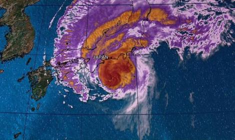 Siêu bão cuồng phong Hagibis đổ bộ vào Nhật Bản - Nó đáng sợ đến mức nào?
