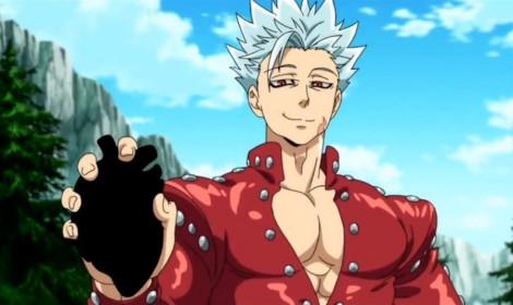 """Nanatsu no Taizai season 3 tập 1 bị phản ứng dữ dội do """"máu trắng""""!"""