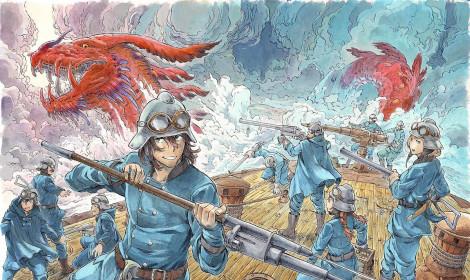 Kuutei Dragons - Biệt đội săn rồng!