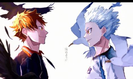Manga Haikyuu chính thức cán mốc 35 triệu bản in và bước vào arc cuối cùng!