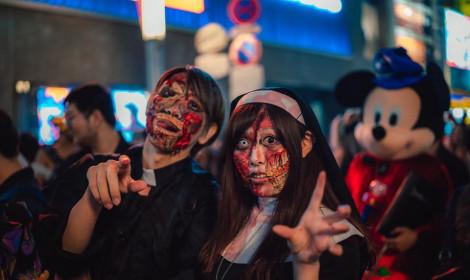 Đêm Halloween tại Nhật Bản đã diễn ra như thế nào?