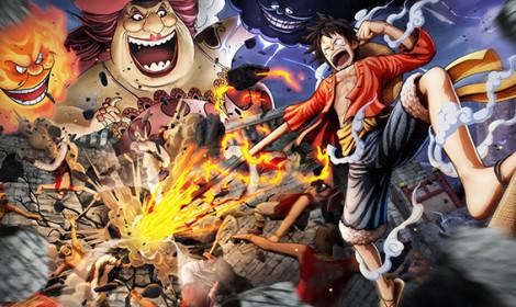 Manga One Piece sẽ chính thức cán mốc 460 triệu bản in trên toàn cầu!