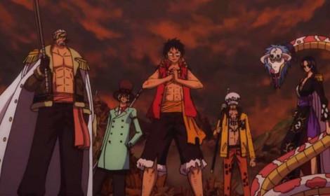 One Piece Stampede cán mốc 9,3 tỷ yên trên toàn thế giới!