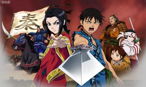 Kiệt tác lịch sử Kingdom sẽ ra mắt season 3!