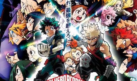 Lại thêm 2 nhân vật phản diện sắp tái xuất trong movie của Boku no Hero Academia!