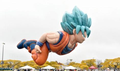 """""""Goku sẽ bay"""" đến ngày lễ Tạ ơn hàng năm của Macy tại Mỹ!"""