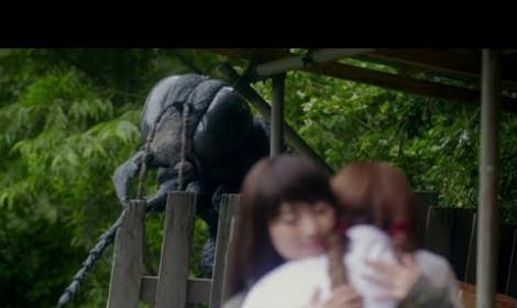 Live-action Kyochuu Rettou - Phim kinh dị được chuyển thể người đóng!
