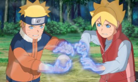 [Spoiler Anime] BORUTO TẬP 133 - Rasengan Phụ Tử Naruto - Boruto