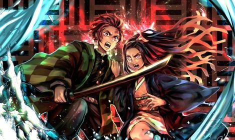 """Kimetsu no Yaiba """"phá tan"""" kỷ lục 12 năm ngôi vương của One Piece!"""