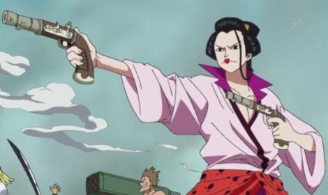 [Spoiler] One Piece chương 964 - Cuộc phiêu lưu của Oden