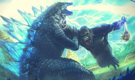Bộ phim Godzilla vs. Kong sẽ bị trì hoãn về tháng 11 năm 2020!