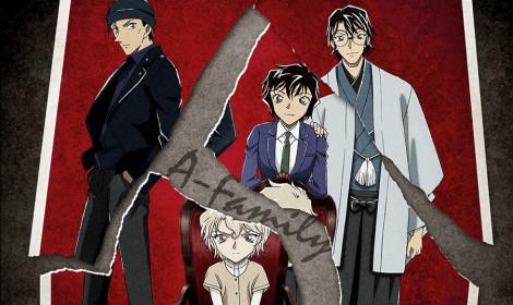 Conan movie 2020 - Bí mặt đằng sau gia đình Akai sẽ được tiết lộ?