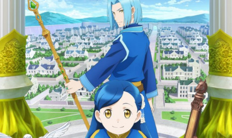 Honzuki no Gekokujou sẽ phát hành tiếp tục phần 2 vào mùa Xuân tới!