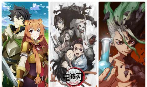 Top 12 bộ anime đã gây bão trong năm 2019! - Năm qua đã có gì hấp dẫn?
