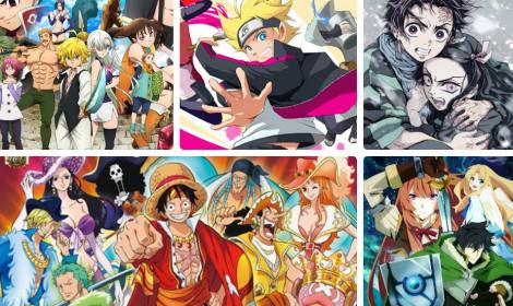 Top 20 bộ anime có lượt xem cao nhất trên VuiGhe.Net! - Fan Việt thích phim nào nhất?