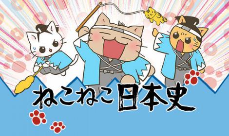Anime Neko Neko Nihonshi – Meow meow lịch sử Nhật Bản quay trở lại với ca khúc chủ đề mới