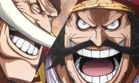 [Spoiler] One Piece chương 966 - Roger vs Râu Trắng