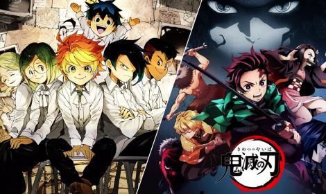 Danh sách 11 anime đáng xem nhất 2019