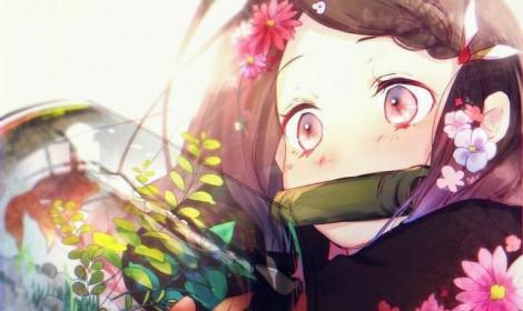 """Chúc mừng sinh nhật """"em gái quốc dân"""" - Nezuko!"""