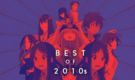 10 năm, 10 bộ anime đặc sắc nhất trong thập kỷ vừa qua! - Kimetsu no Yaiba chỉ ở #3!