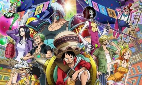 Đăng ký xem phim One Piece Stampede, nhận quà VIP