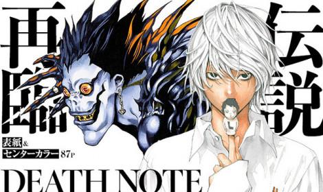 Death Note phát hành chapter mới sau 14 năm!