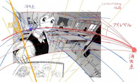Vẽ tranh theo kiểu hình học không gian! - Nghệ thuật bằng toán học!