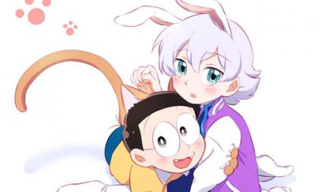 """Luka x Nobita - """"Nobita bỏ Shizuka theo trai trong movie 39""""!"""