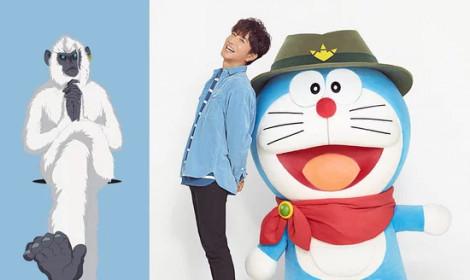 Diễn viên lồng tiếng cho Howl sẽ xuất hiện trong movie 2020 của Doraemon!
