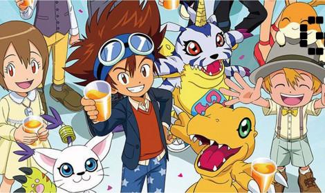 Digimon Adventure sẽ ra mắt anime truyền hình mới vào đầu tháng 4!