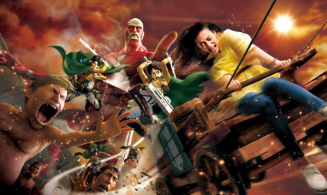 Oricon ra mắt chuyến đi đến với Attack on Titan bằng công nghệ thực tế ảo!
