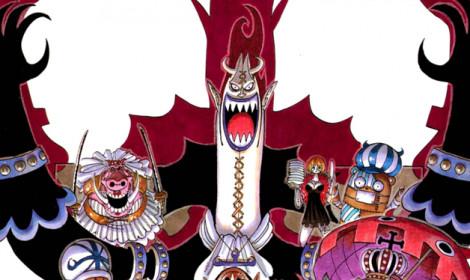 [Spoiler] One Piece chương 969 - Kẻ ngốc
