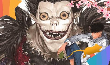 Death Note sẽ xuất hiện trên trang bìa của tạp chí Jump SQ trong số sắp tới!