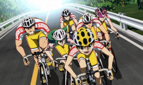 """Yowamushi Pedal có """"thông báo quan trọng"""", phải chăng là """"dự án anime mới""""?"""